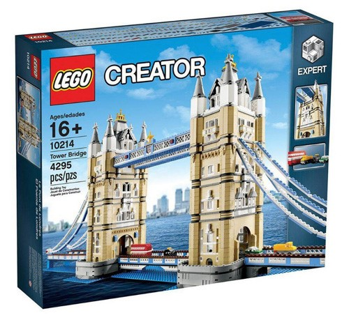 Bild von LEGO Creator 10214 Tower Bridge
