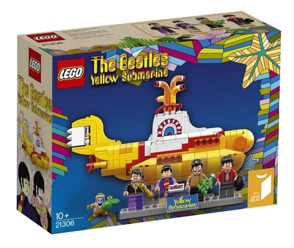 Bild von LEGO 21306 Ideas Yellow Submarine